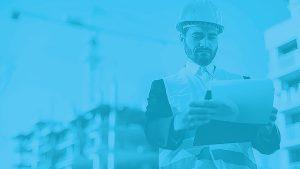 Builder managing site