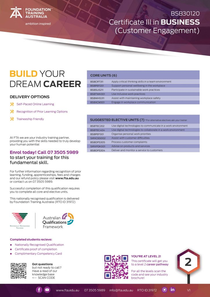 https://www.fta.edu.au/wp-content/uploads/2020/06/Flyer_A4_Portrait_-_Artwork__COURSE-BROCHURE-Certificate-III-BUSINESS-Customer-Engagement-BACK-724x1024.jpg
