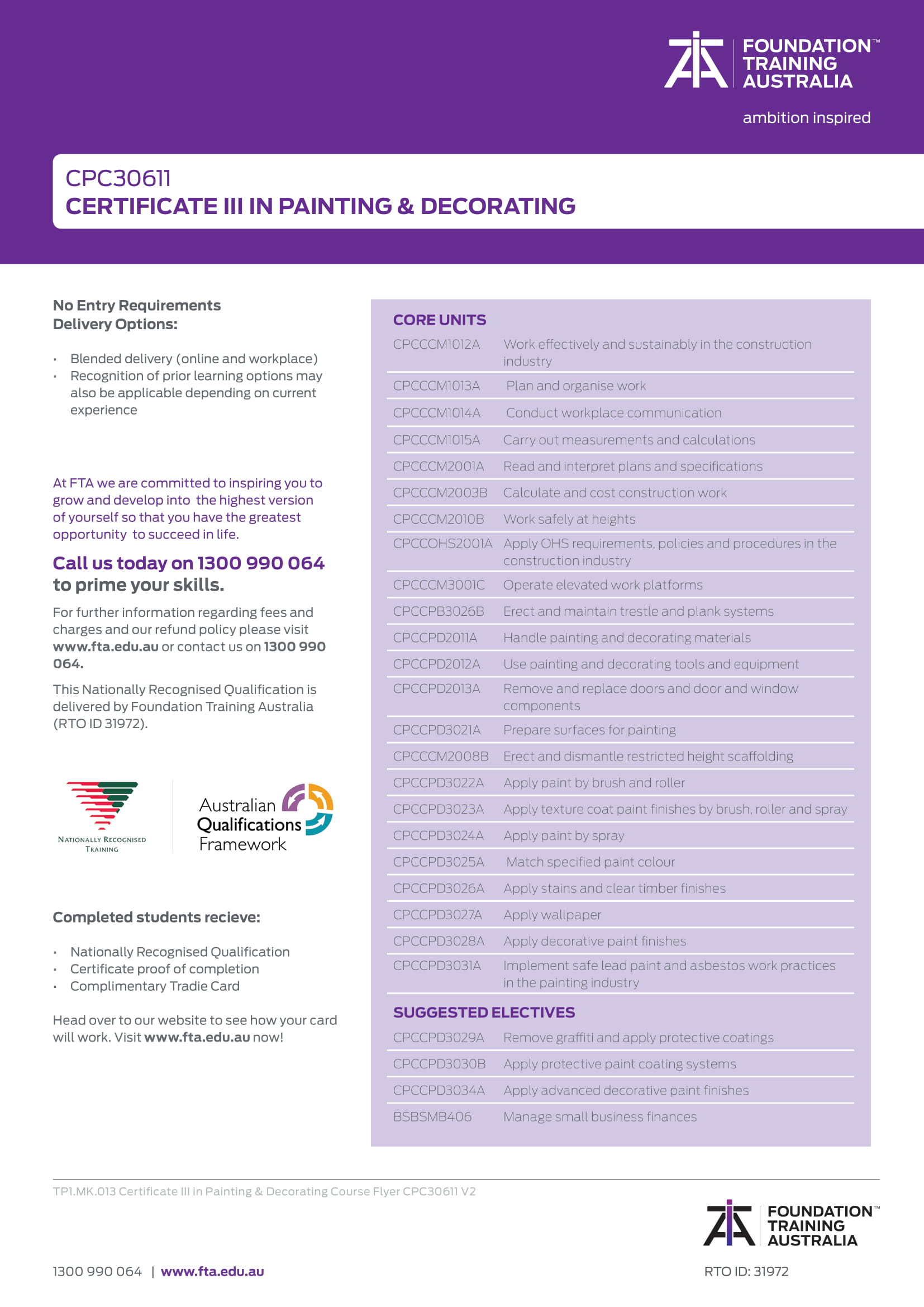 https://www.fta.edu.au/wp-content/uploads/2020/06/TP1.MK_.013-Certificate-III-in-Painting-Decorating-Course-Flyer-CPC30611-V2-DIGITAL-2.jpg