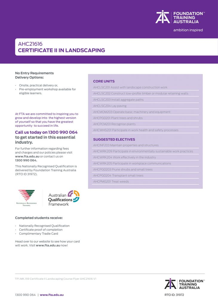 https://www.fta.edu.au/wp-content/uploads/2020/07/TP1.MK_.159-Certificate-II-Landscape-Course-Flyer-AHC21616_FFS-ONLY-2-730x1024.jpg