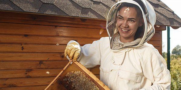 Beekeeping on the international stage